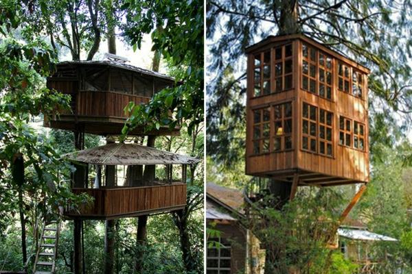 faszinierende-Baumhäuser-für-Kinder-