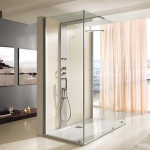 Duschkabine aus Glas - moderne Beispiele!