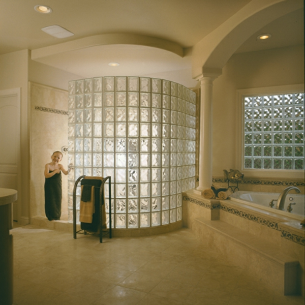 dusche glasbausteinen bilder glasbausteine fr dusche weie - Glasbausteine Dusche Bilder