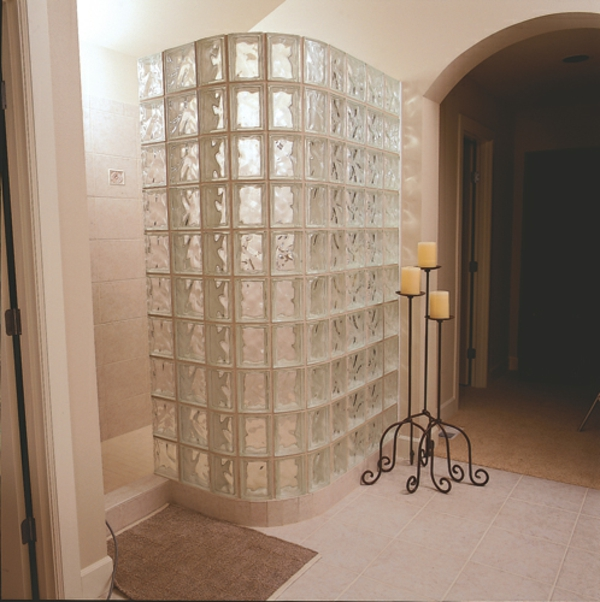 Glasbausteine Im Bad glasbausteine für dusche 44 prima bilder archzine