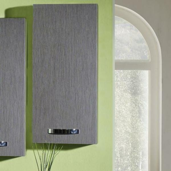grauer-schöner-Hängeschrank-Badezimmer-graue-Farbe
