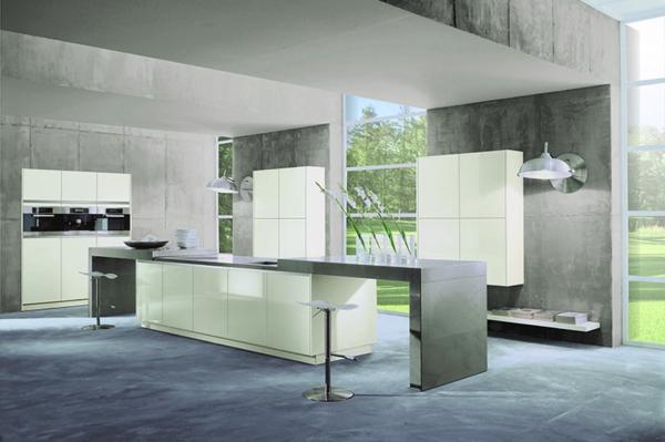 Häcker Küchen Teil 1: 38 auffällige Designs! - Archzine.net