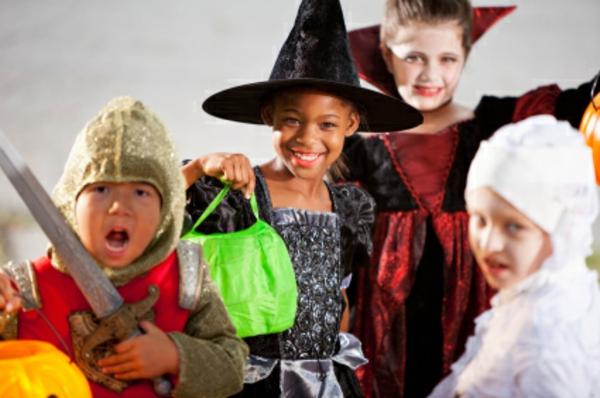 interessante kinderkostüme für halloween