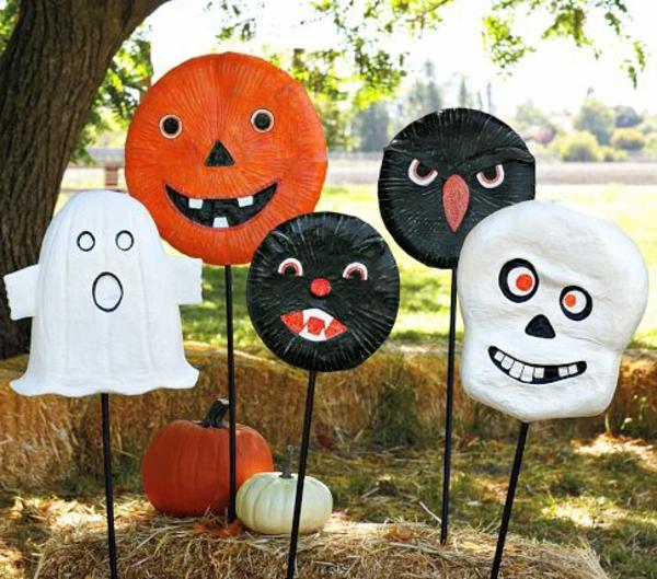 halloween-kinderparty-moderne-deko-für-den-garten