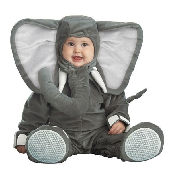 halloween-kostüme-für-kinder-baby-elefant