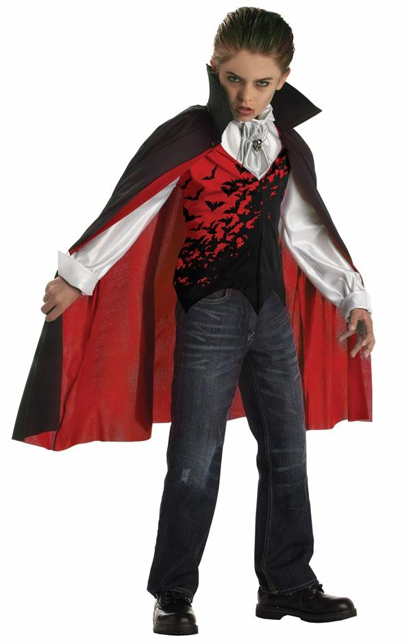 halloween-kostüme-für-kinder-vampir