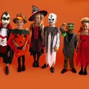 Halloween Kostüme für Kinder - 35 Ideen!