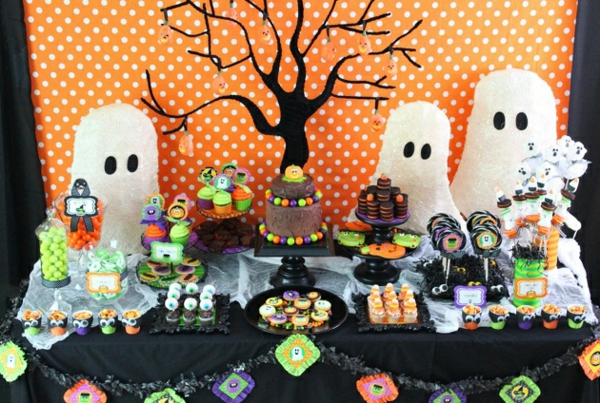 halloween-party-ideen-geister