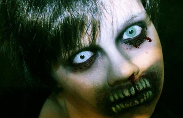 Zombie Schminken Bilder