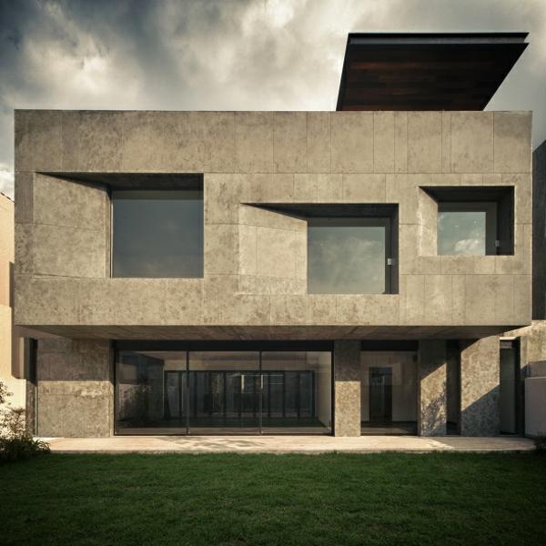 haus-der-schönheit-von-Taller- Hector-Barroso-in-Mexiko-modernes-design