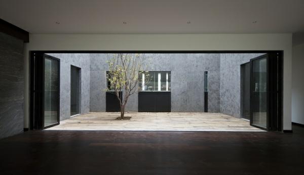 haus-der-schönheit-von-Taller- Hector-Barroso-in-Mexiko-modernes-interieur