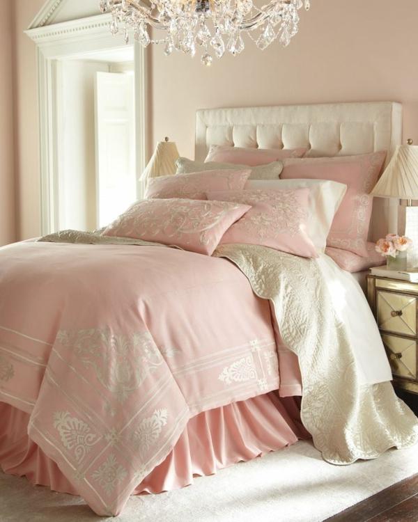 Charmant 100 Faszinierende Rosa Schlafzimmer!