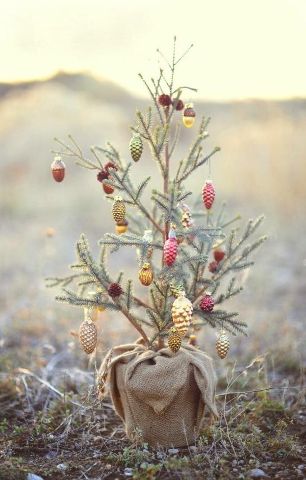 interessante-Weihnachtsbaum-Bilder-Zapfen