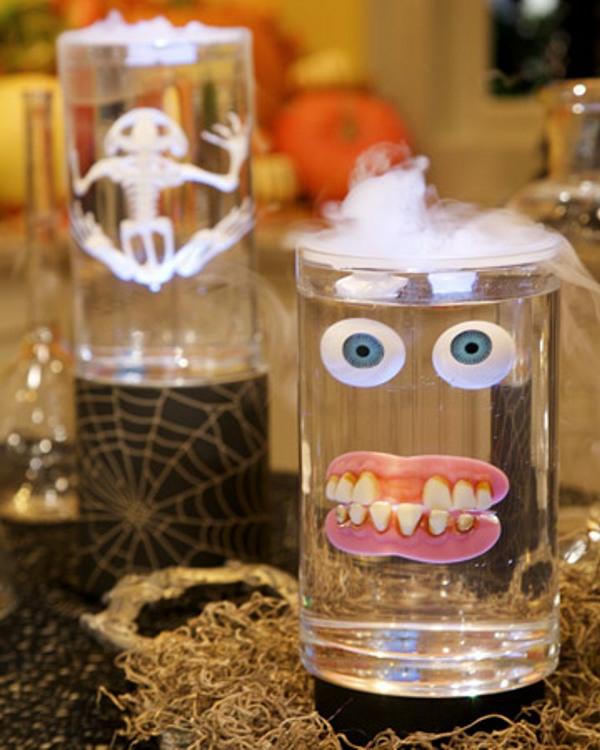 interessante-deko-idee-für-halloween-kinderparty