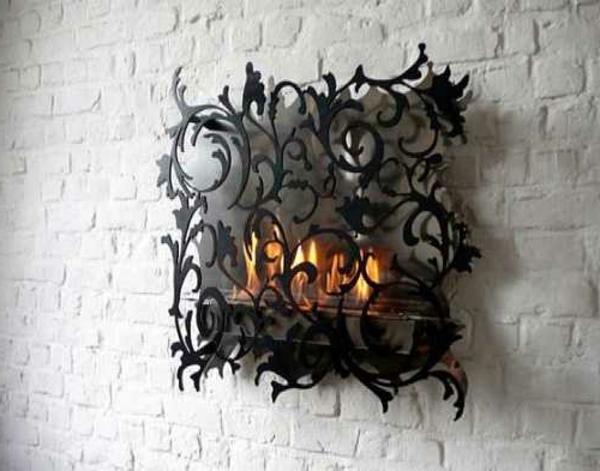interessante-gothic-wanddekoration