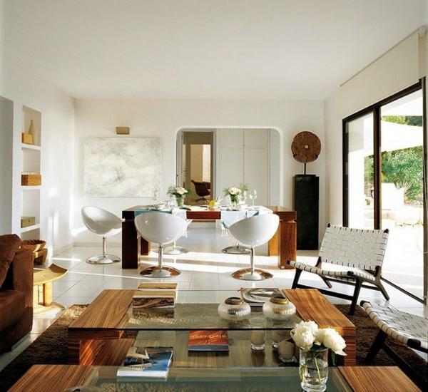 moderne mediterrane einrichtung apartment, 30 beispiele für coole mediterrane möbel! - archzine, Design ideen