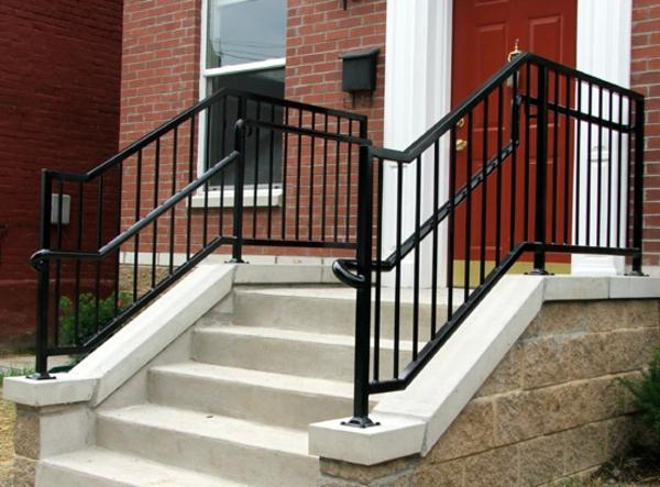interessante-schöne-treppengeländer-für-außen