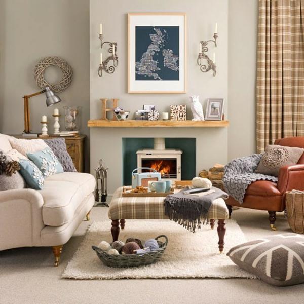 cooles bild wohnzimmer:100 einfach verblüffende Wohnzimmer Ideen!