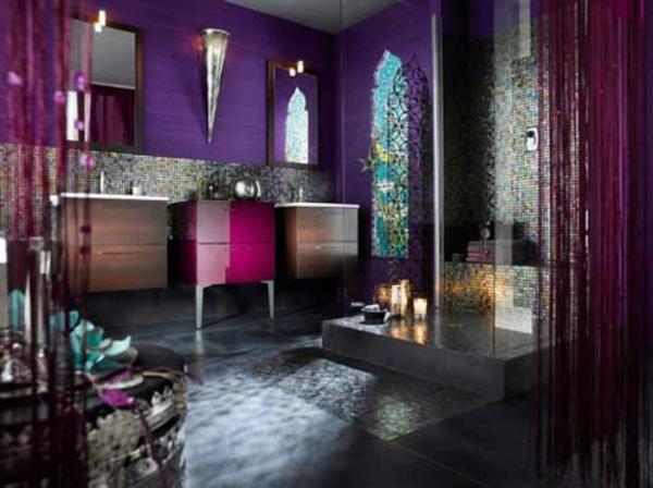 interessantes-gothic-badezimmer