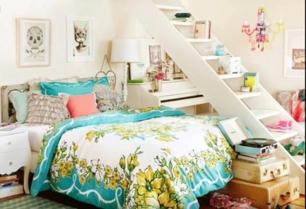 interessantes-schlafzimmer-modern-dekorieren