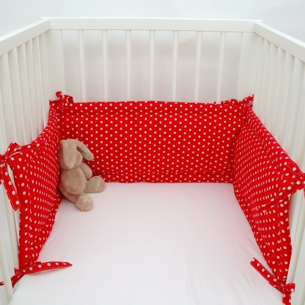 spomis   schlafzimmer einrichten mit babybett, Schlafzimmer