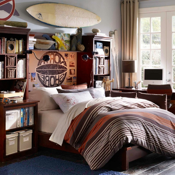 jugendzimmer einrichtung bett schrank bilder. Black Bedroom Furniture Sets. Home Design Ideas
