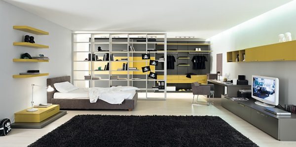 kleine jugendzimmer einrichten haus design und m bel ideen. Black Bedroom Furniture Sets. Home Design Ideas