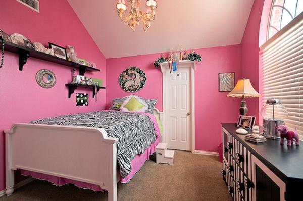 jugendzimmer-einrichten-wand-in-pink