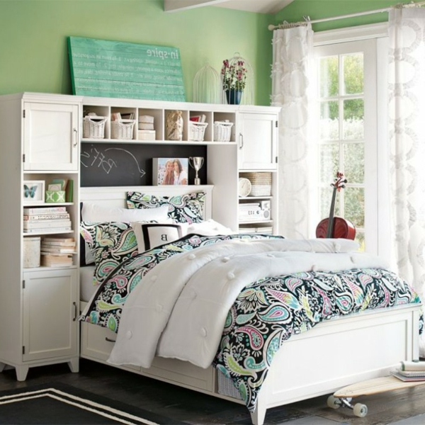 Ideas For Bedroom Decorating Teenage