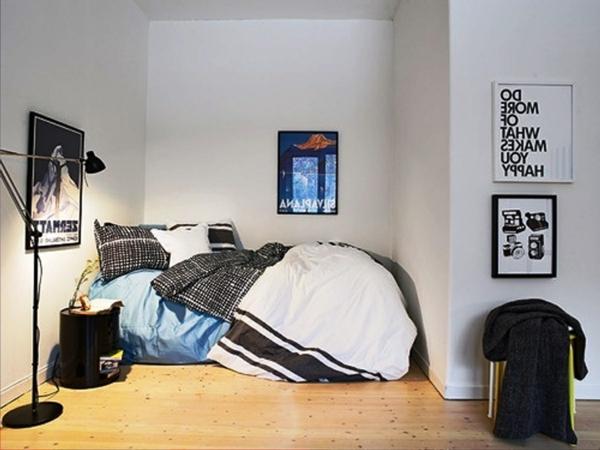 Dachschräge schlafzimmer einrichten ~ Dayoop.com
