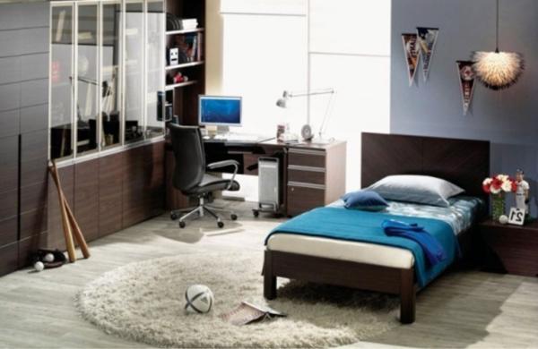 jugendzimmer-einrichten-weißer-teppich