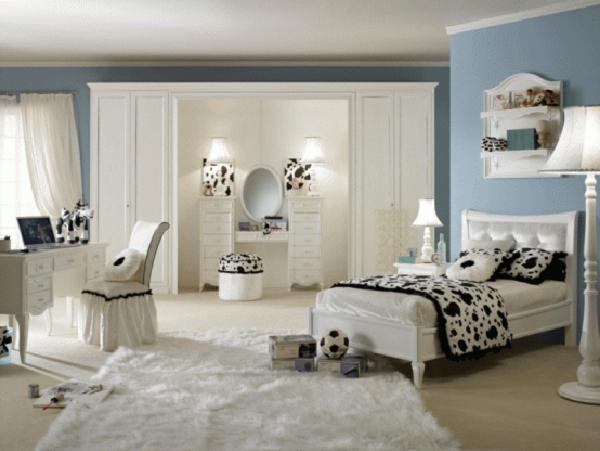 jugendzimmer-einrichten-weißes-aussehen