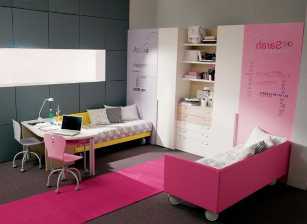 110 prima ideen jugendzimmer einrichten. Black Bedroom Furniture Sets. Home Design Ideas