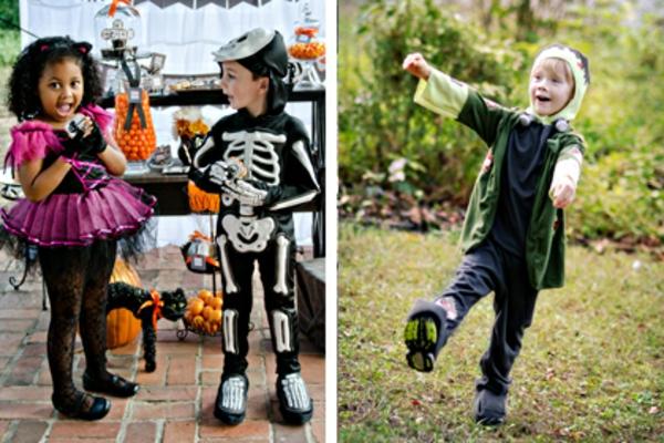 kinder-machen-halloween-party