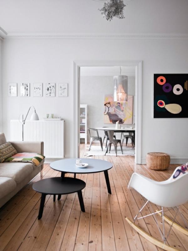 Skandinavisches Wohnzimmer skandinavisch wohnen in 100 bilder archzine