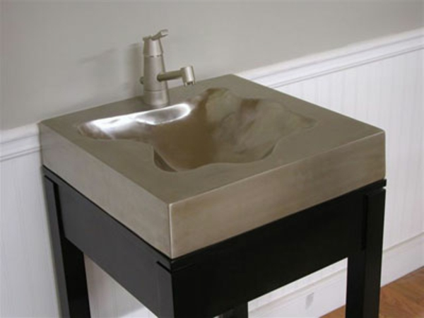 waschbecken mit klein perfect waschbecken klein neuwertig. Black Bedroom Furniture Sets. Home Design Ideas
