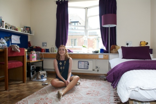 Studentenzimmer einrichten - 69 coole Bilder!
