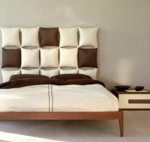 Kopfteil für Bett - 46 super coole Designs!