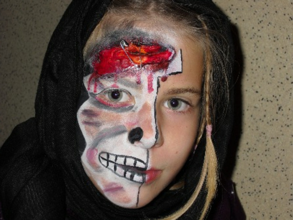 kreative-halloween-gesichter