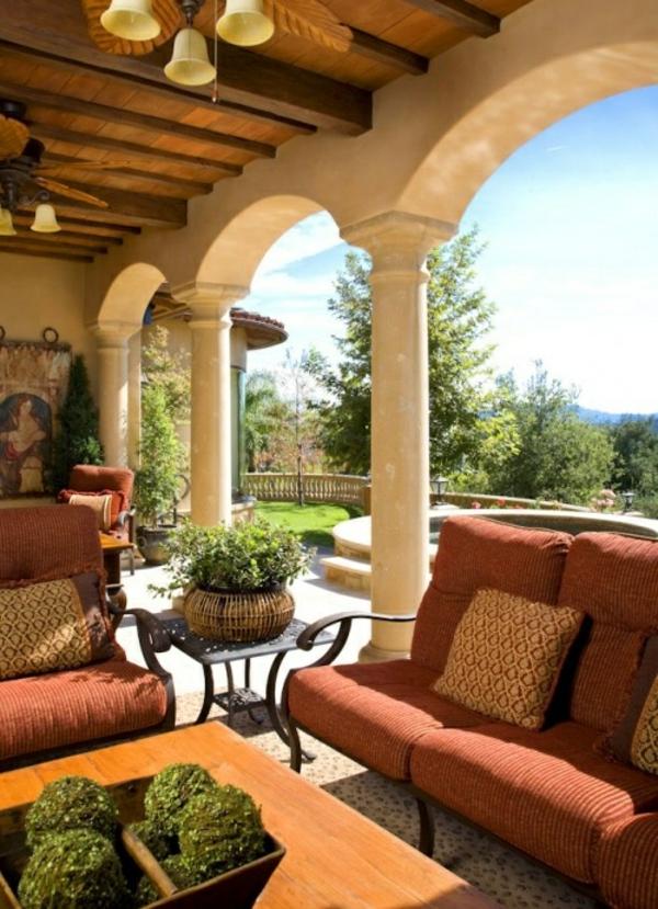 30 Beispiele Für Coole Mediterrane Möbel! | Einrichtungsideen ...