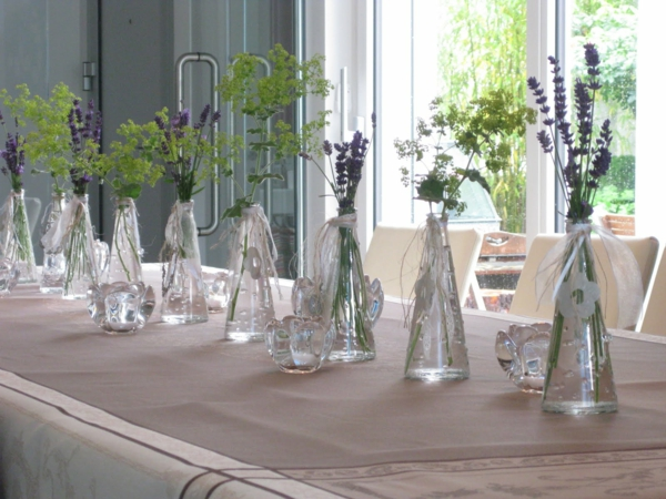 Lavendel Deko 34 Unglaubliche Ideen Archzinenet