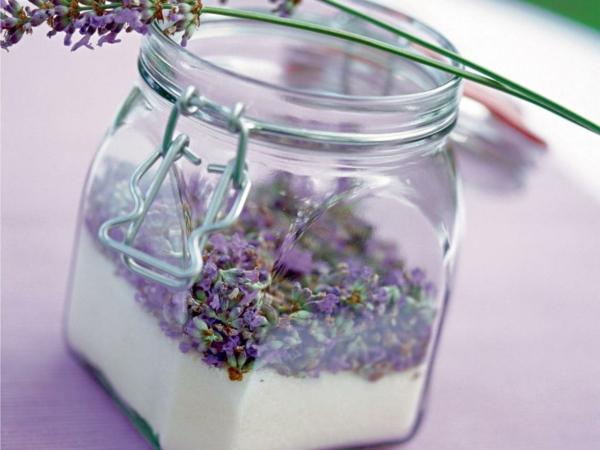 Lavendel deko 34 unglaubliche ideen for Deko ideen studentenzimmer
