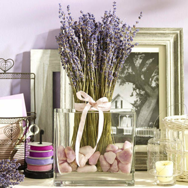 Lavendel deko 34 unglaubliche ideen for Deko studentenzimmer