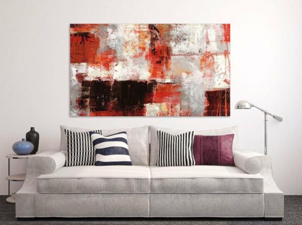 leinwandbild wohnzimmer raum und m beldesign inspiration. Black Bedroom Furniture Sets. Home Design Ideas