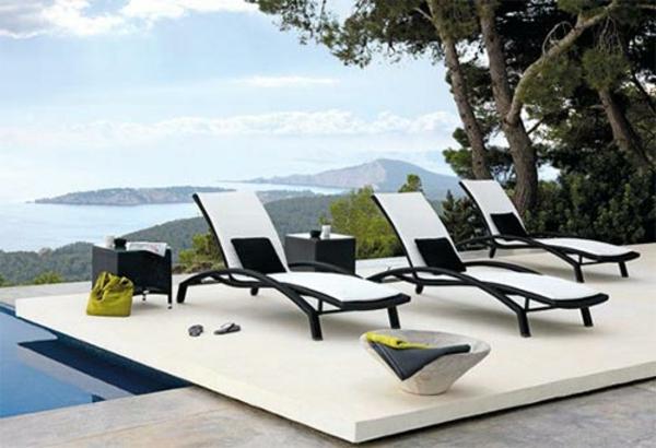 lounge-möbel-outdoor-ultramoderne-gestaltung