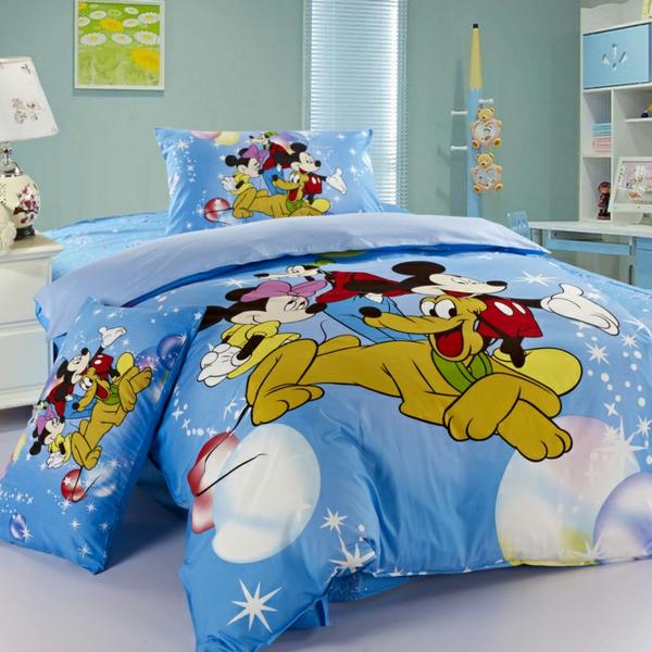 lustige-Mickey-Maus-Bettwäsche-Pluto