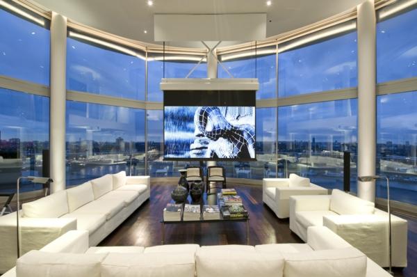 Penthousewohnung 64 Faszinierende Fotos Archzinenet