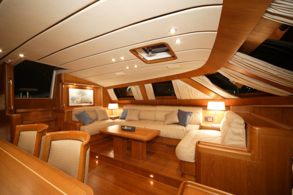 Luxusyachten innenausstattung  90 unglaubliche Designs von Luxusyachten! - Archzine.net