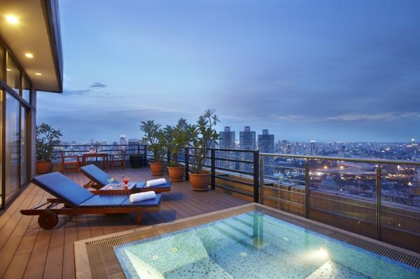 Penthouse in New York - erstaunliche Fotos!