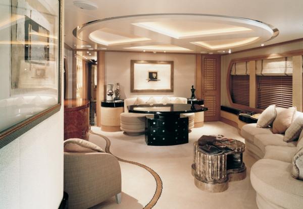 luxus yachten-atemberaubende-innengestaltung